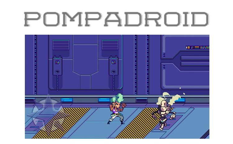 Pompadroid